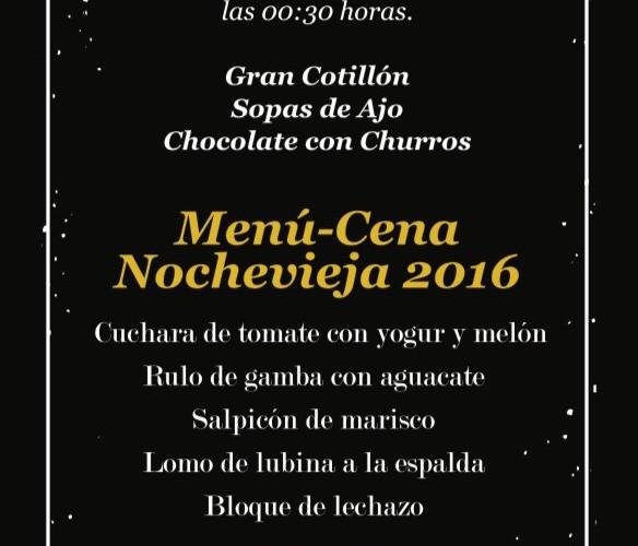 Men cena nochevieja 2016 real club n utico salinas - Menu cena de nochevieja ...